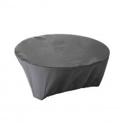 Funda protectora para brasero D 80 x A 30 cm