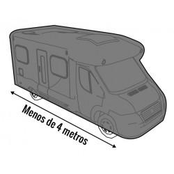 Funda a medida exterior para autocaravana de menos de 4 m