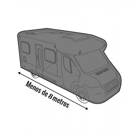 Funda a medida exterior para autocaravana de menos de 8 m