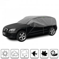 Media cubierta de protección para Volkswagen Caddy III Break (2004 - Hoy ) QDH8975