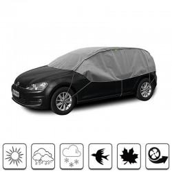 Media cubierta de protección para Volkswagen Golf 6 Break (2008 - 2012 ) QDH8994
