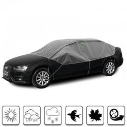 Media cubierta de protección para Volkswagen Passat 6 (2005 - 2010 ) QDH9006