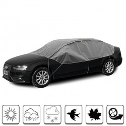 Media cubierta de protección para Volkswagen Passat 8 (2010 - Hoy ) QDH9010