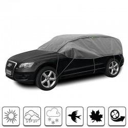Media cubierta de protección para Volkswagen Touareg (2002 - 2010 ) QDH9028