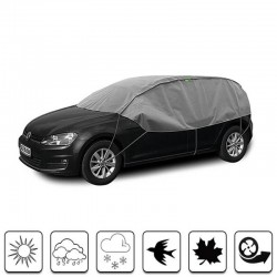Media cubierta de protección para Volkswagen Touran (2010 - 2015 ) QDH9032