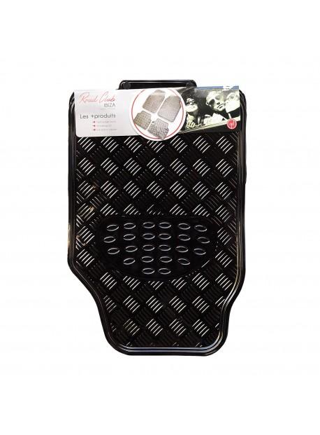 Alfombra de coche universal tuning negro brillante 4 piezas My Funda 19,90 €
