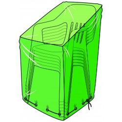 Funda para sillas apilables - 70 x 70 x 120/80 cm