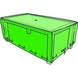 Funda para mesa rectangular 180 x 110 x 60 cm