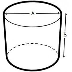 Funda a medida redonda, Forma 6
