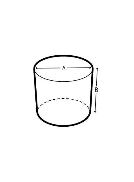 Funda protectora para mesa redonda, barbacoa redonda
