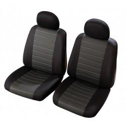 Funda de asiento de coche para los asientos delanteros malla jacquart