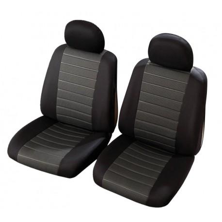 Funda universal para asientos delanteros Asientos delanteros ESPECIALES y vehículos utilitarios de 2 plazas montaje rápido si